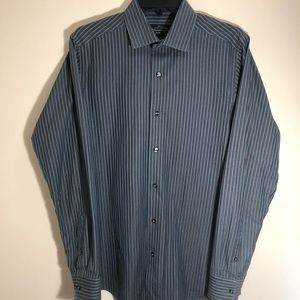 MENS MARC ANTHONY BUTTON UP